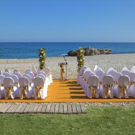 Weddings on the beach in Villajoyosa