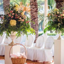 Wedding at the Hotel Montíboli