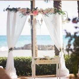 Beach wedding in Alicante