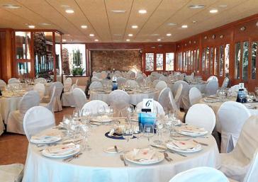 El Restaurante Minarete en el Hotel Servigroup Montíboli