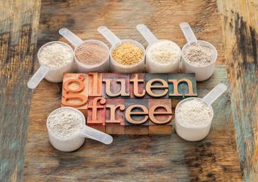 Cocina libre de gluten