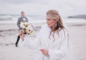 Winter Weddings on the beach