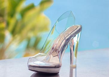 The Crystal shoe