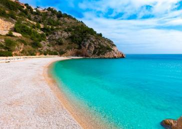 Granadella Cove