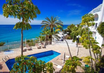 Maravillosas instalaciones del Hotel Montíboli