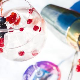 Cocktail disponible au Bar Alhambra