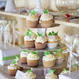 Cupcakes de mariage
