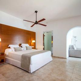 Dormitorio en el Bungalow