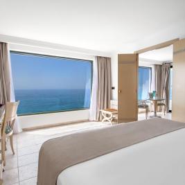 Habitación Junior Suite con vistas al mar