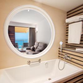 Baño de la Habitación Suite Nao Victoria