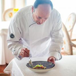 El chef Jean Marc