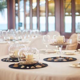 Detalles salón para bodas