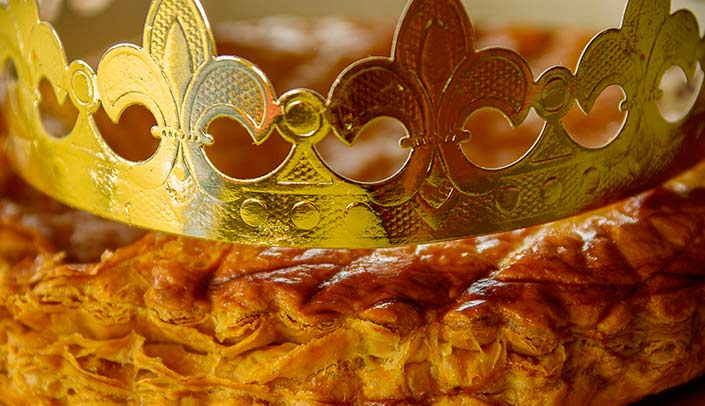 Pastry of Kings