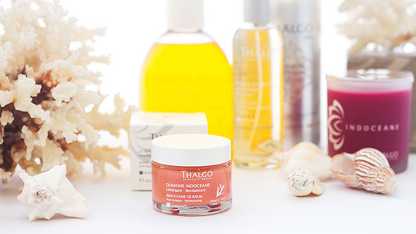Thalgo beauty products