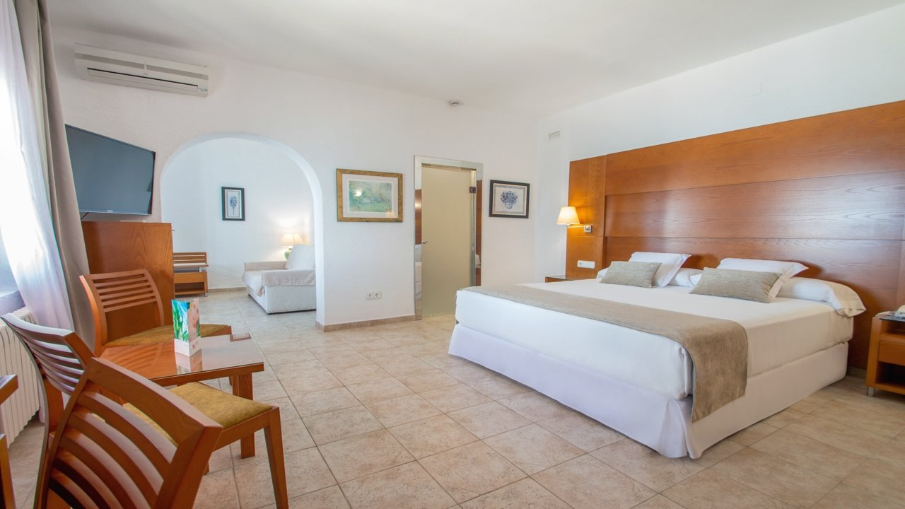 New rooms at Montíboli Hotel